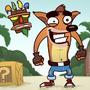 Crash Bandicoot by fahadHO