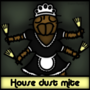 House dust mite by RazorShader