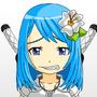 my anime GIRL by balto7