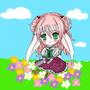 Chibi Bunny girl by Rrachel-chan