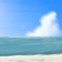Sexy beach by Kel-chan