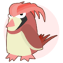Pidgeotto by Gerkinman