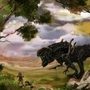 Xenosaurus-Rex by GotRedOnYou