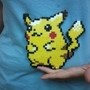 Perler Pikachu by Kairos