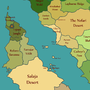 Divinitus - World Map by Katana-Soul