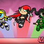 LoL Power Puff Girls by Flashnet