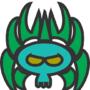 Skull Logo by DarkTopaz