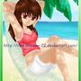 Summer girl by Runaaway22