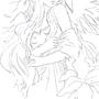 Anime Girl by Jonny