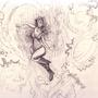 Scarlet Witchcraft by DarkMatter
