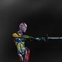 Sword Pose