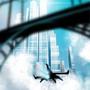 SkyCity (midday speedpainting) by Sev4