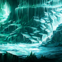 Ice Cave by LlamaReaper