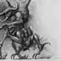 Rhino Beetle Inspiration