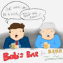 Bob's Bar for Time Travel by Gnomophiliac