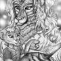 The Storyteller by Art-Gryphon