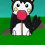 Emolga with Lollipop by SamuelEarl666