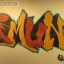 Graffiti Piece | Imun by AlexBlackbook