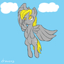 Derpy by draneas