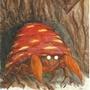Sad Parasect by Metal-kiwi