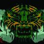 Trippy tiger :P