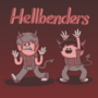 Hellbenders 1930's by Bill-Premo