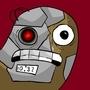Cyborg Potatoman by Potatoman