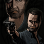 1 Hour Walking Dead by StevRayBro