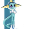 If Vaporeon was a Sonic Char