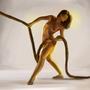 Rope Girl by BinaryDood