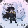 Jon Snow by graffanim8r