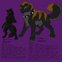 Destiny Raver and Fang Vampir by Killerwolf1020