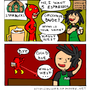 Flash Is Slow... by el-andrajoso-feliz