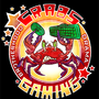 Crab Shirt Logo Commission by Bobfleadip