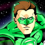 Green Lantern by unclekoomba