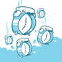 Clocks by jetpacknrollerskates