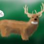 Deer by HenrikNG