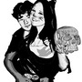 Halloween Lovebirds by Xander120
