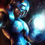 Megaman by JoshSummana
