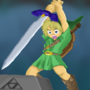 Link's Moment of Truth by DWProductions