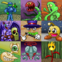 Pixel Monsters by WordWizard64