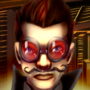 Secret Agent Moustache by TaraGraphics