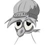 Sketch bird by RiceKiddo