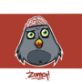Bird! - STICKER by zomgg