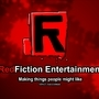 RedFiction Entertainment Logo by RedFiction