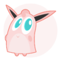 Wigglytuff by Gerkinman