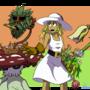 Daisy Gardener by IDCZazie