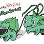 Sexually Abusive Bulbasaur by scuddle