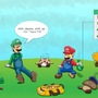 Mario-juana Day by Ele-Bros