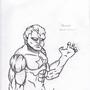 DF Mutant by blackdragon24